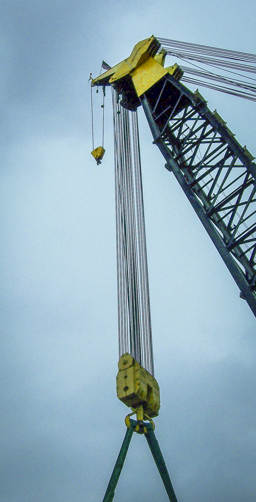 Crane Wire Rope : Solutions fulcrum lifting
