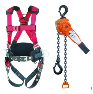 Fall Protection and CM Lever Hoists